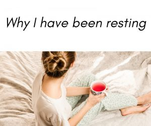 Simply-Shine - why I have been resting