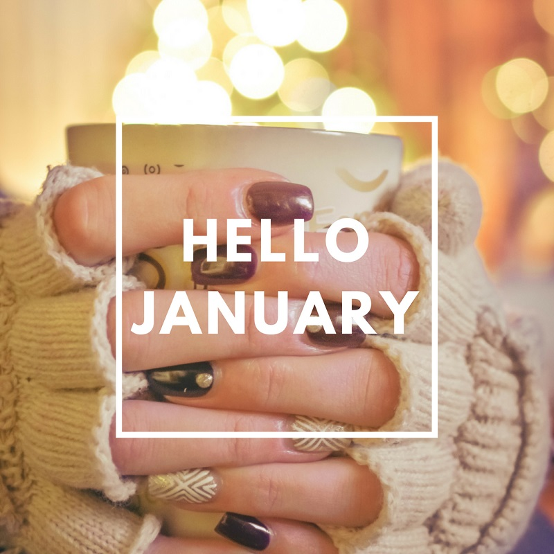 Simply-Shine - Hello January