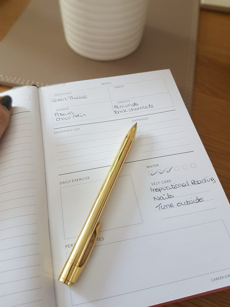Getting Things Done Planner