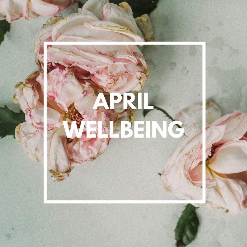 How to Shine in Self-Care this April