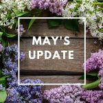 May's Update on my Wellbeing