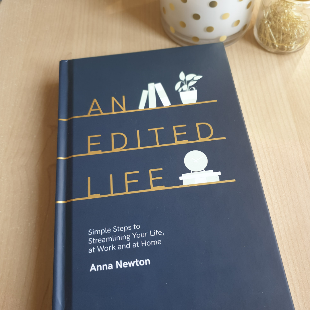 picture of an edited life book